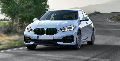 3. BMW 1 Series