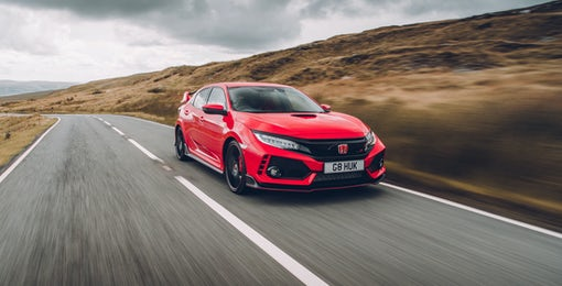 2. Honda Civic Type R