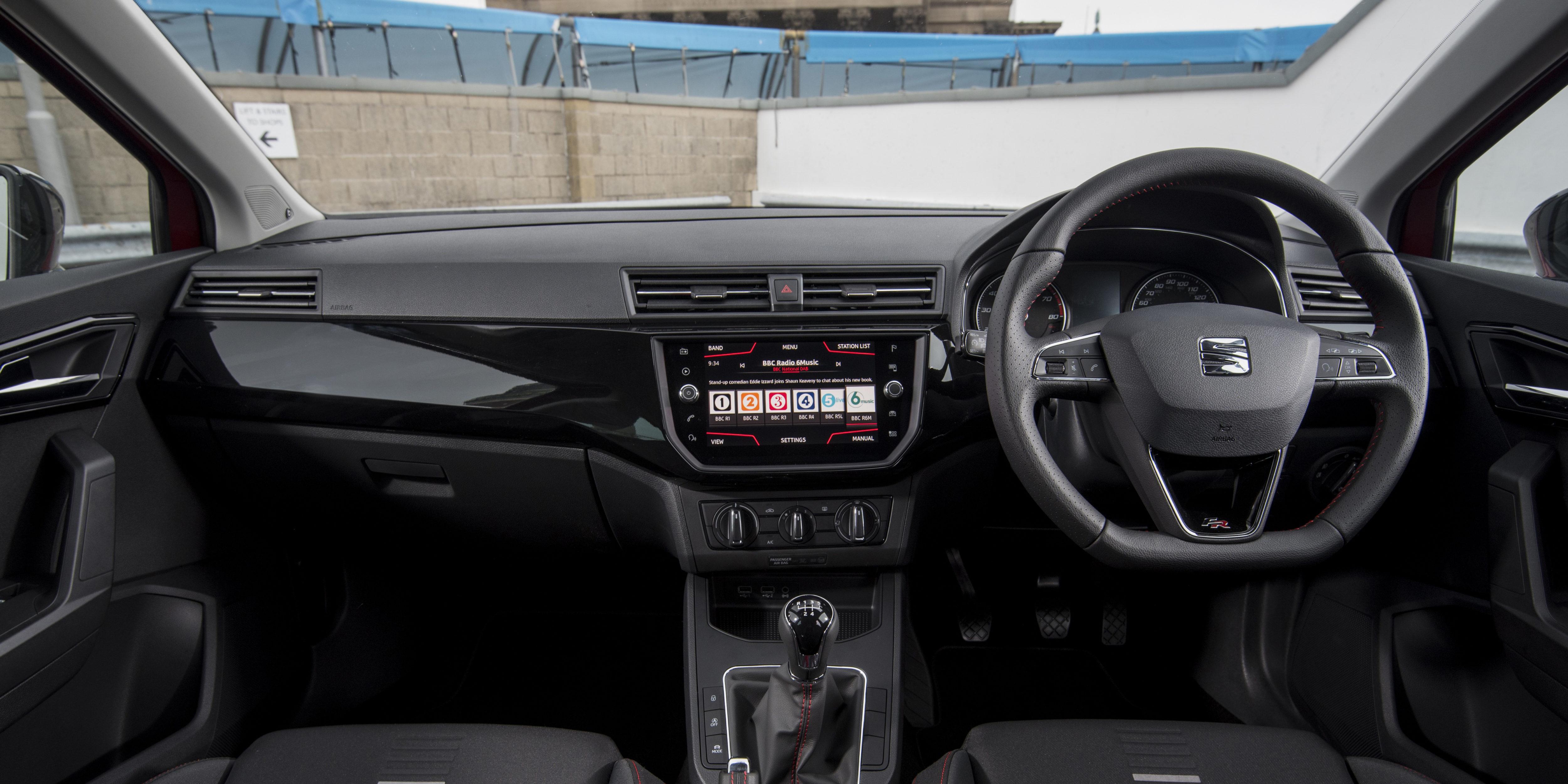 Seat Ibiza 1,2 TSI FR -Testbericht