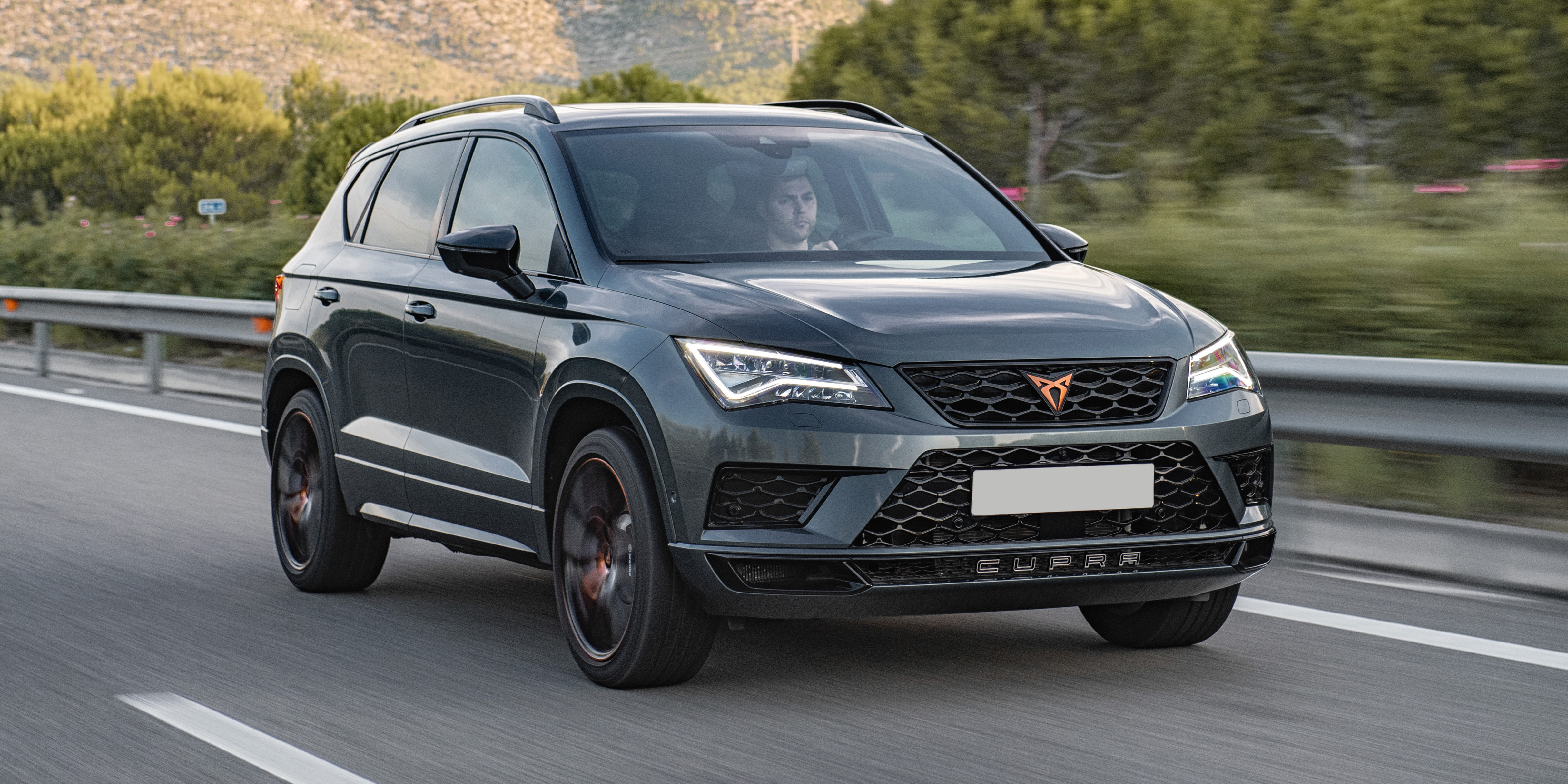 seat cupra ateca specifications prices carwow. Black Bedroom Furniture Sets. Home Design Ideas