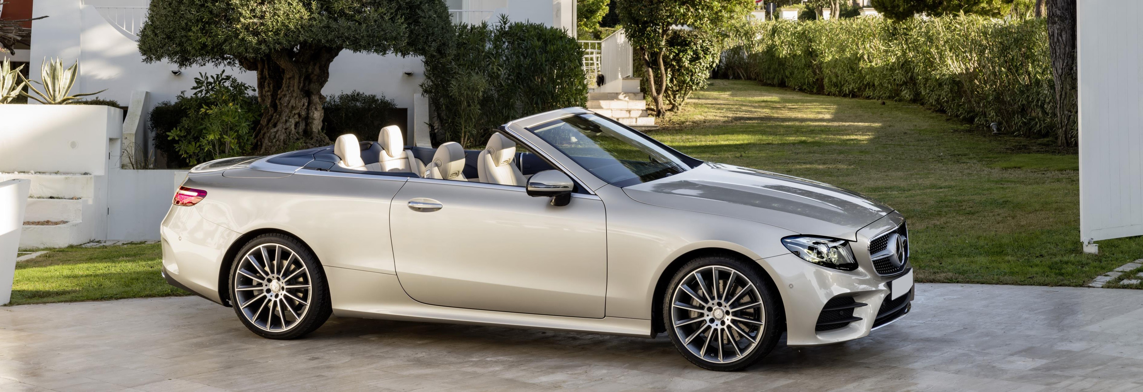 Gentil Mercedes E Class Cabriolet