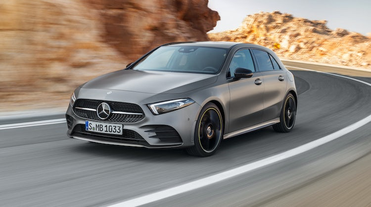 2018 Mercedes A Class Price Specs And Release Date Carwow