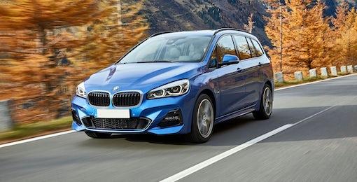 10. BMW 2 Series Gran Tourer