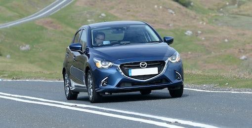2. Mazda 2