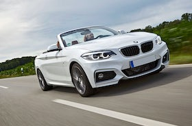 New Bmw 2 Series Convertible Review Carwow