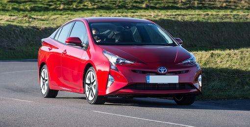 8. Toyota Prius
