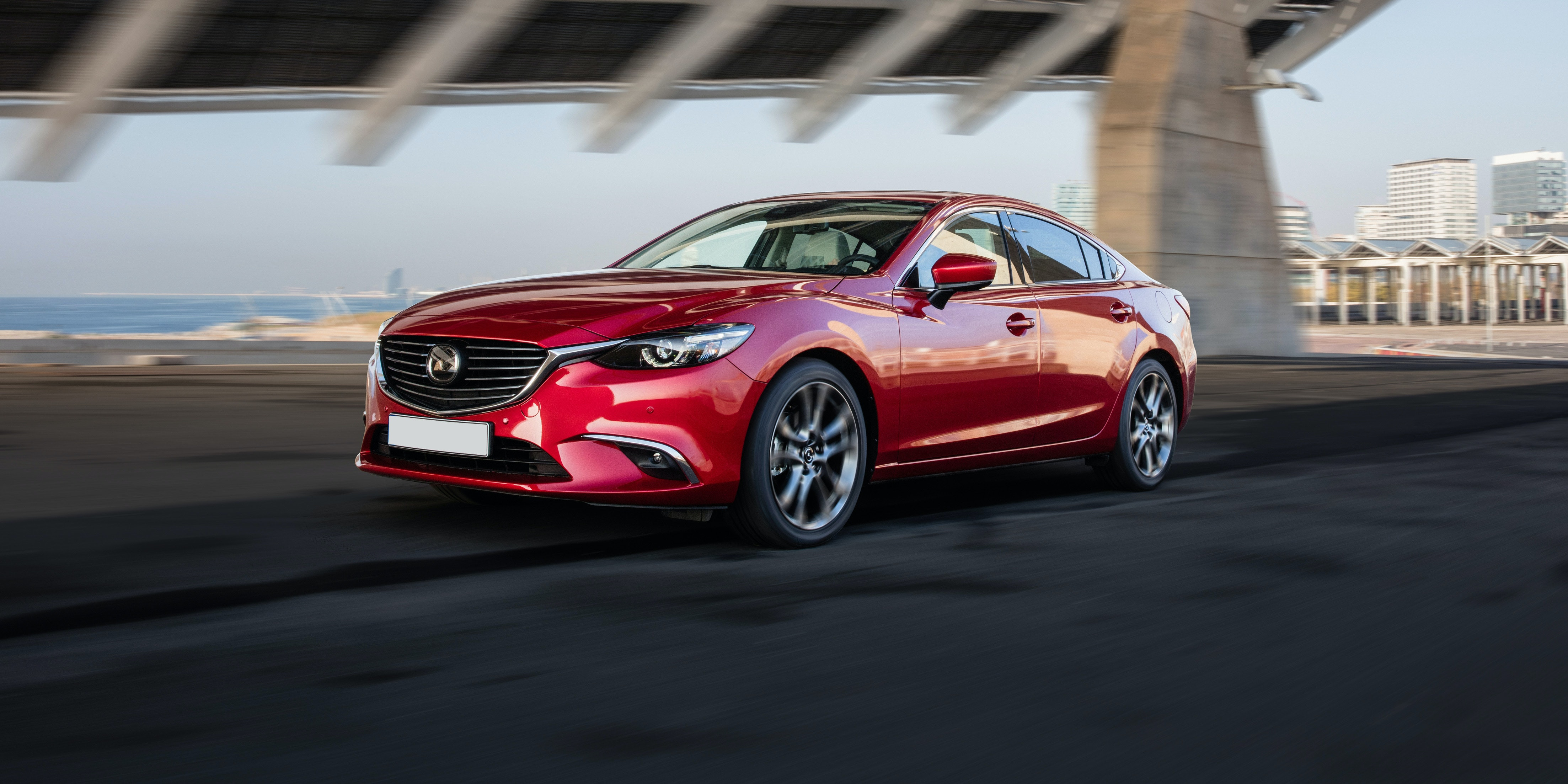 mazda 6 review | carwow