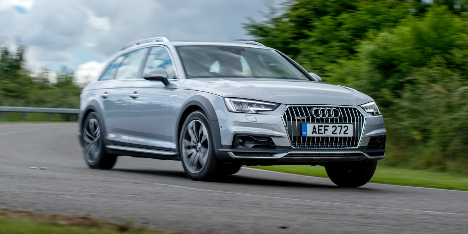 New Audi A4 Allroad Review Carwow