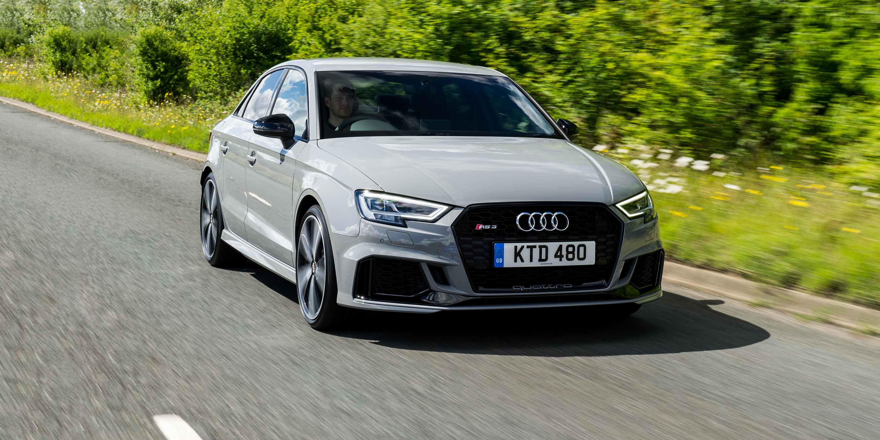 Audi Rs3 Saloon Review 2021 Carwow