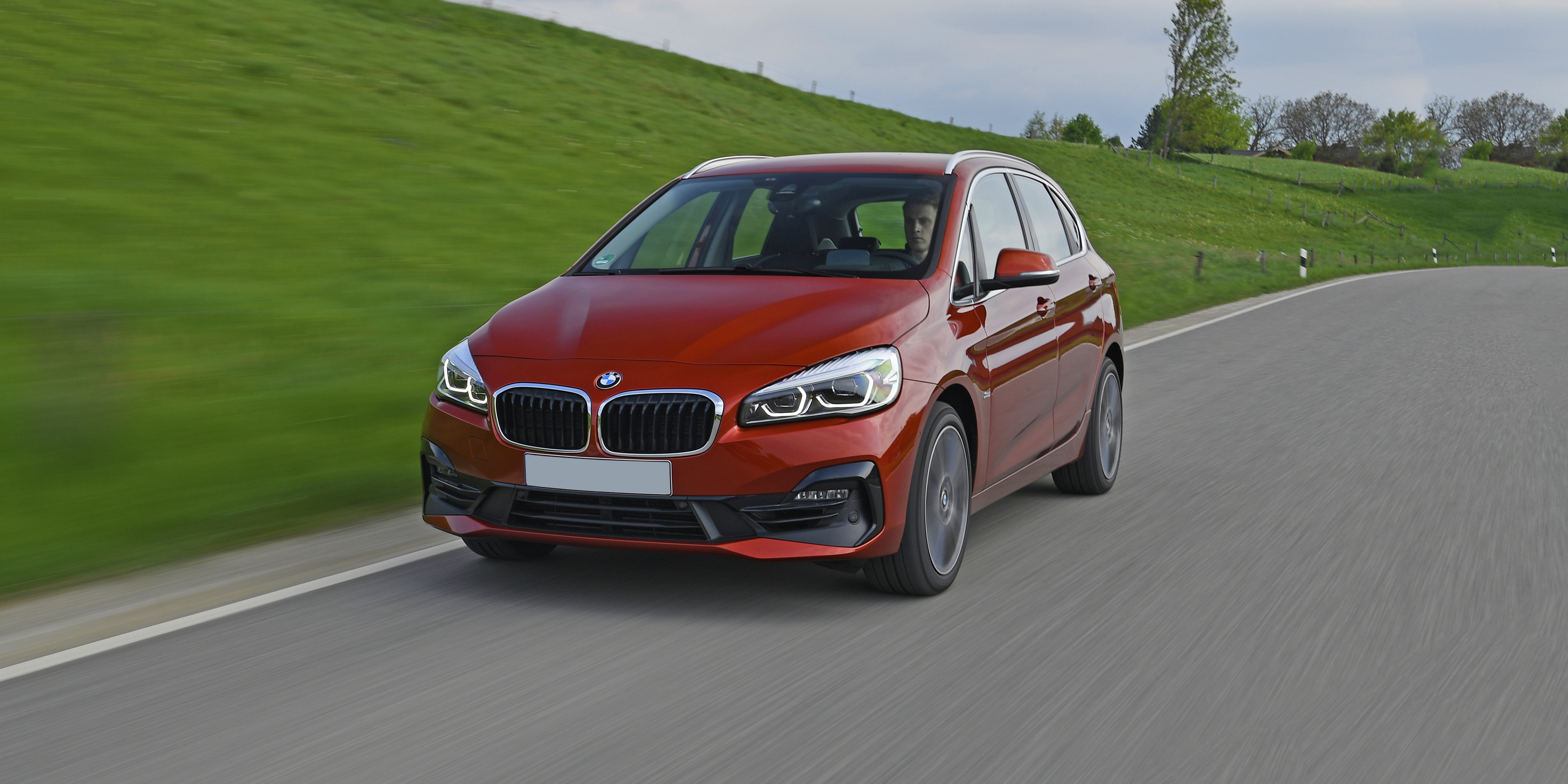 New Bmw 2 Series Active Tourer Review Carwow