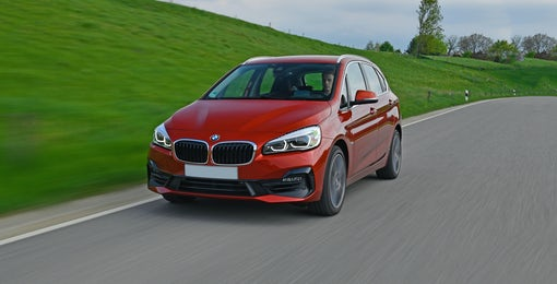 3. BMW 2 Series Active Tourer