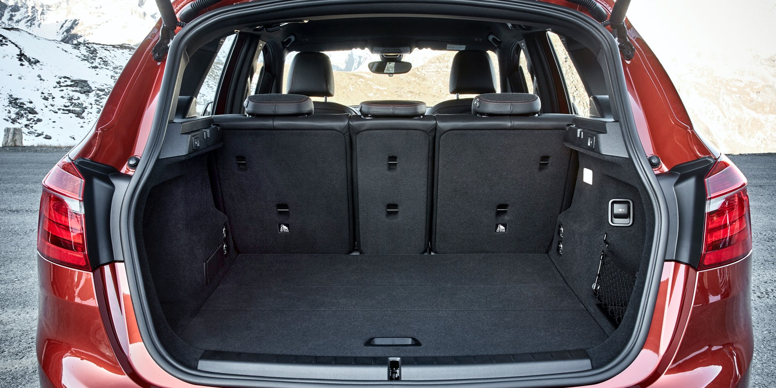 Bmw 2 Series Active Tourer Boot Space Amp Dimensions Carwow