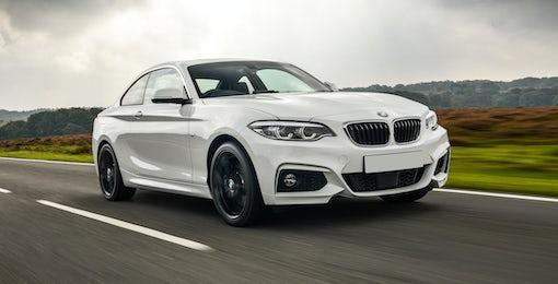 3. BMW 2 Series
