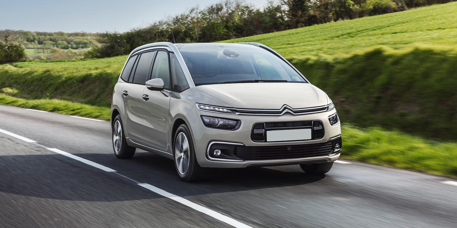 new citroen grand c4 spacetourer review carwow. Black Bedroom Furniture Sets. Home Design Ideas