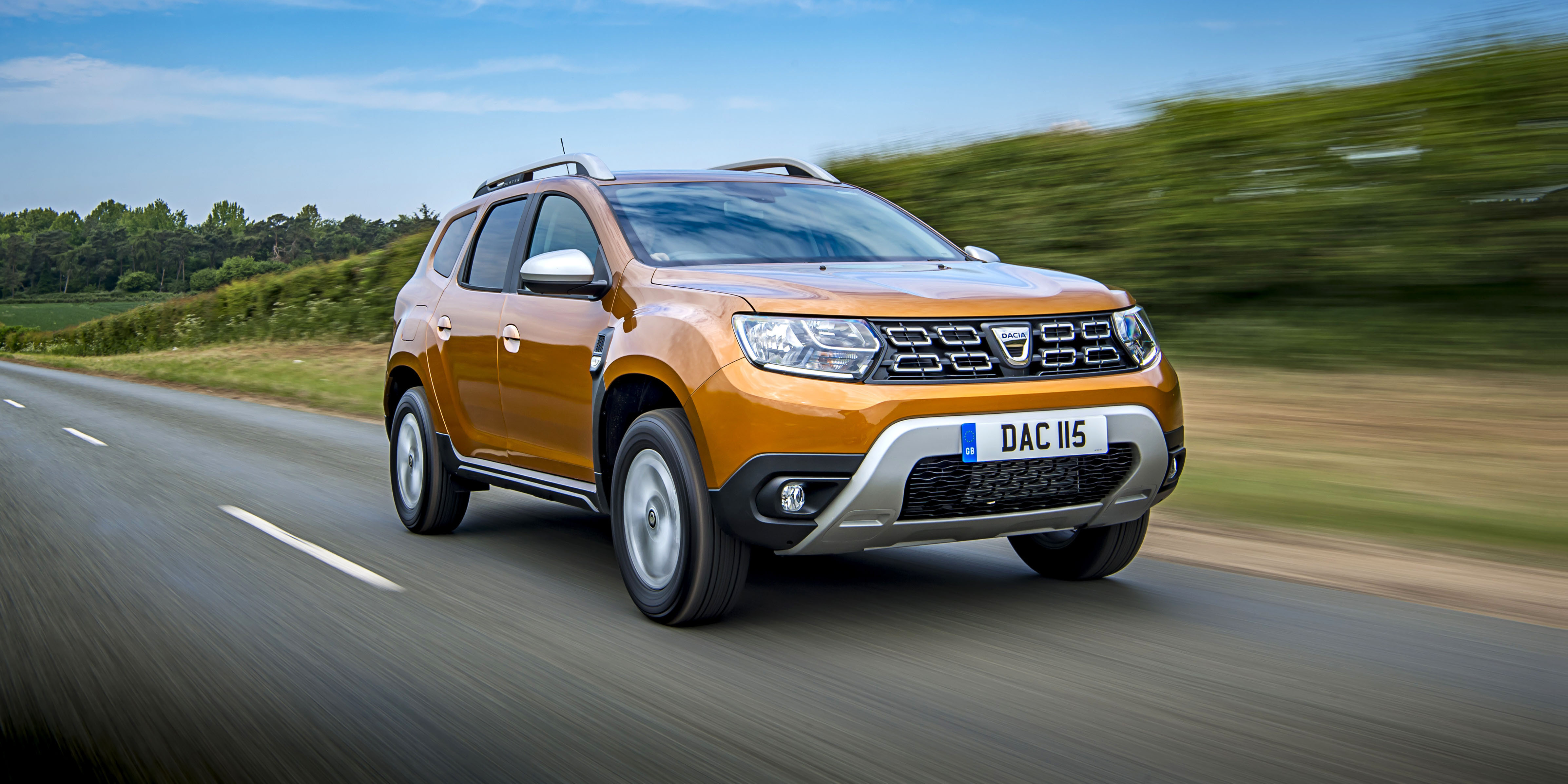 2019 Dacia Duster: Design, Specs, Price >> New Dacia Duster Review Carwow