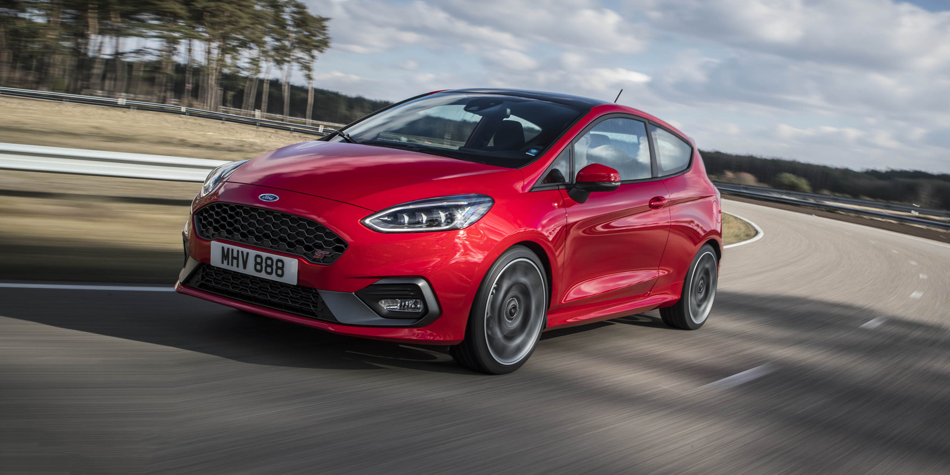 New Ford Fiesta St Review Carwow