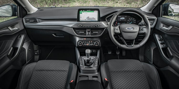 Ford Focus Interior Infotainment Carwow