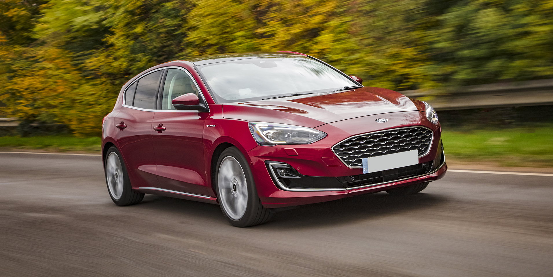 Ford Focus Vignale 2019 Interior Ford Focus Review