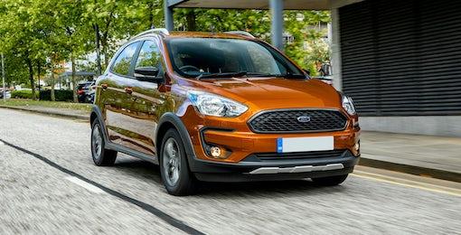 4. Ford KA+ active