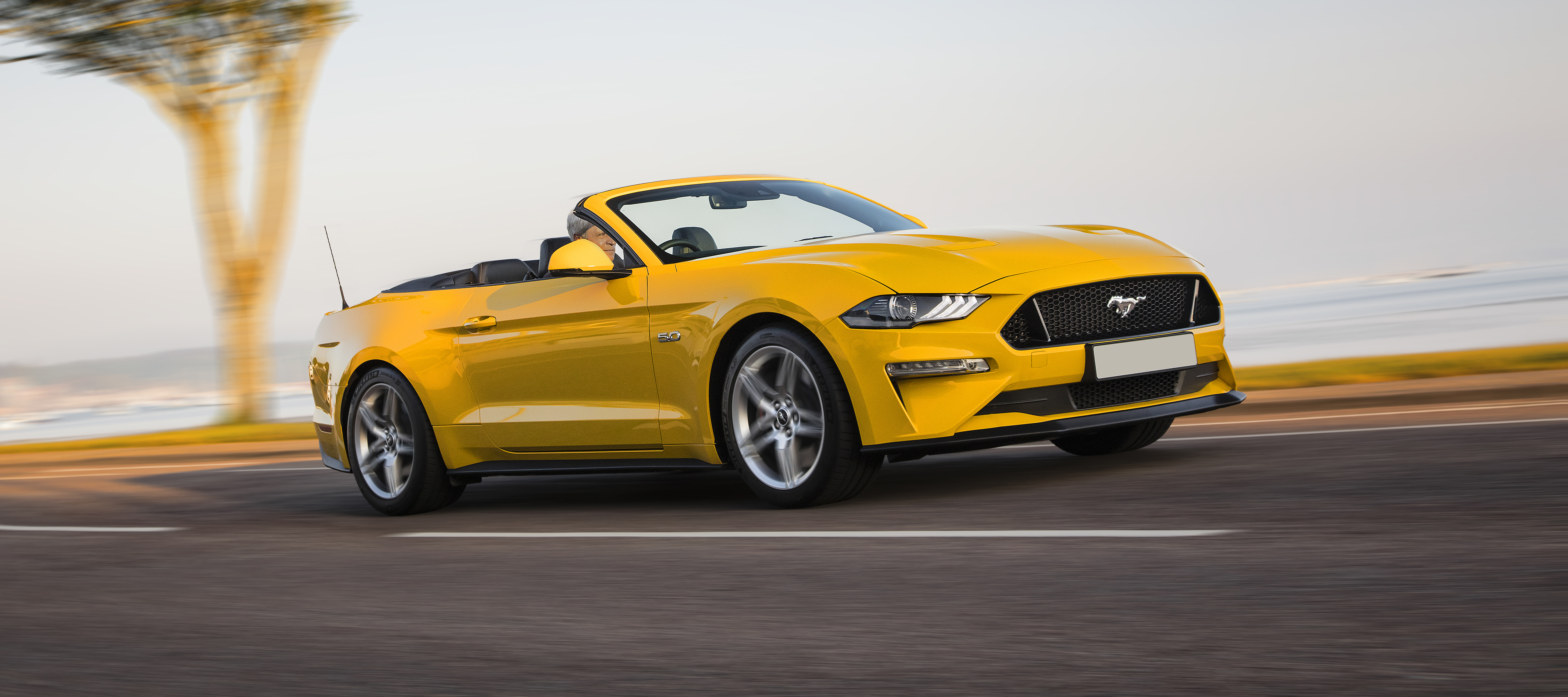 New ford mustang convertible review carwow