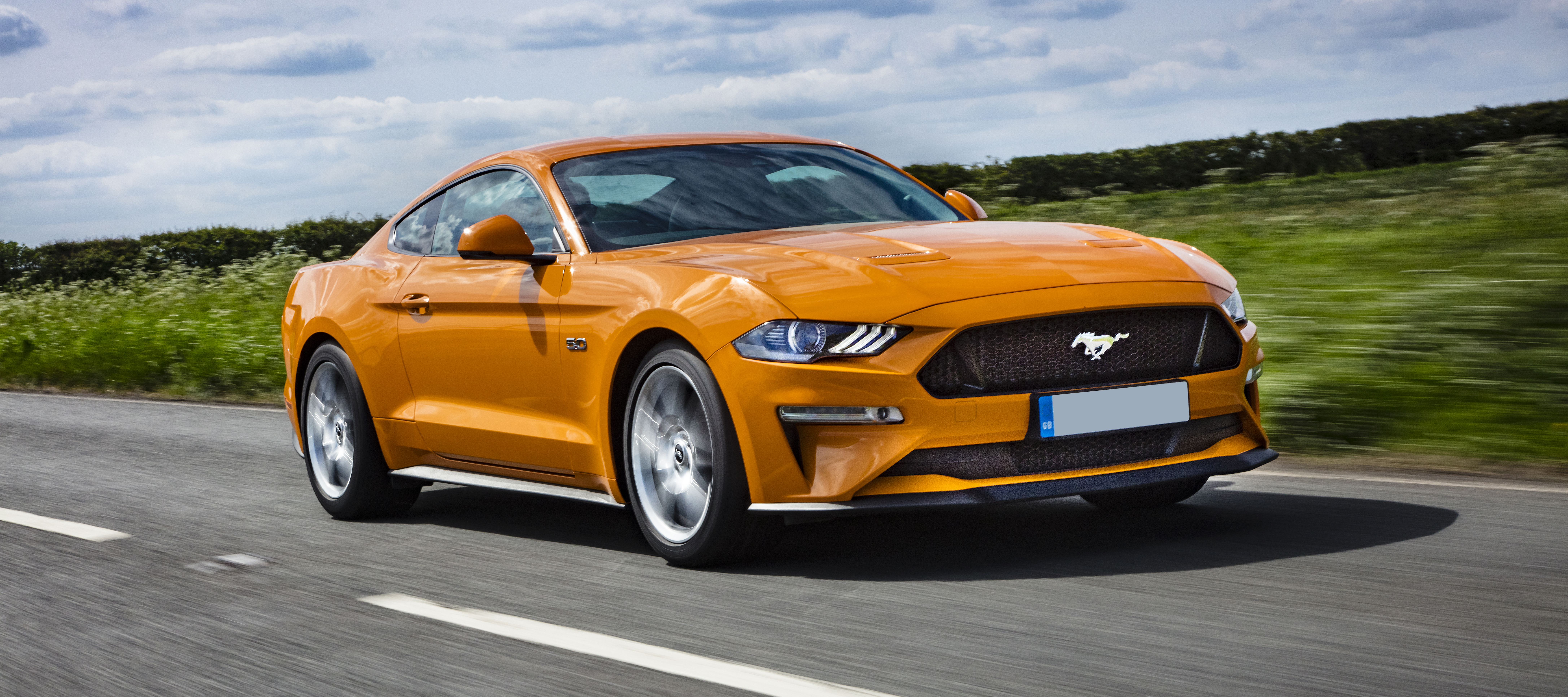 New ford mustang review carwow