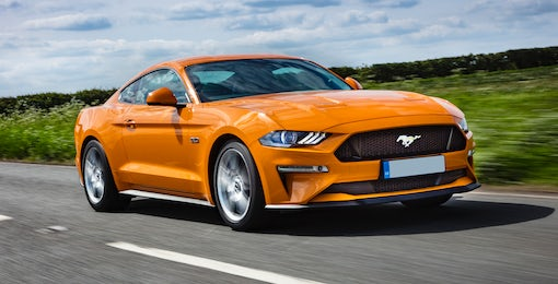5. Ford Mustang