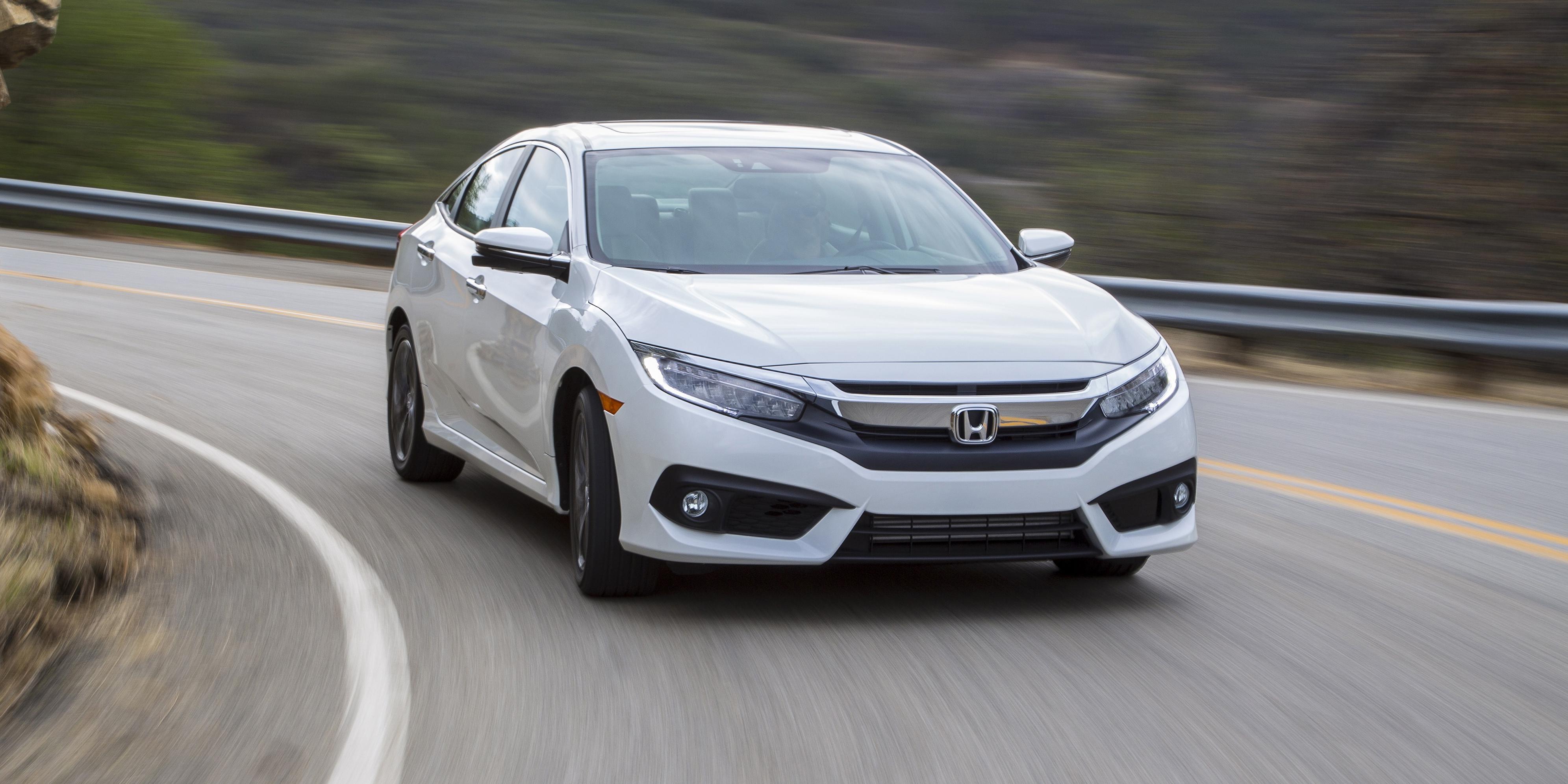 New Honda Civic Saloon Review | carwow