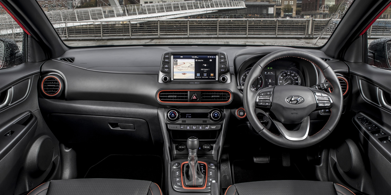 Hyundai Kona Interior & Infotainment | carwow