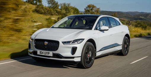 2. Jaguar I-Pace