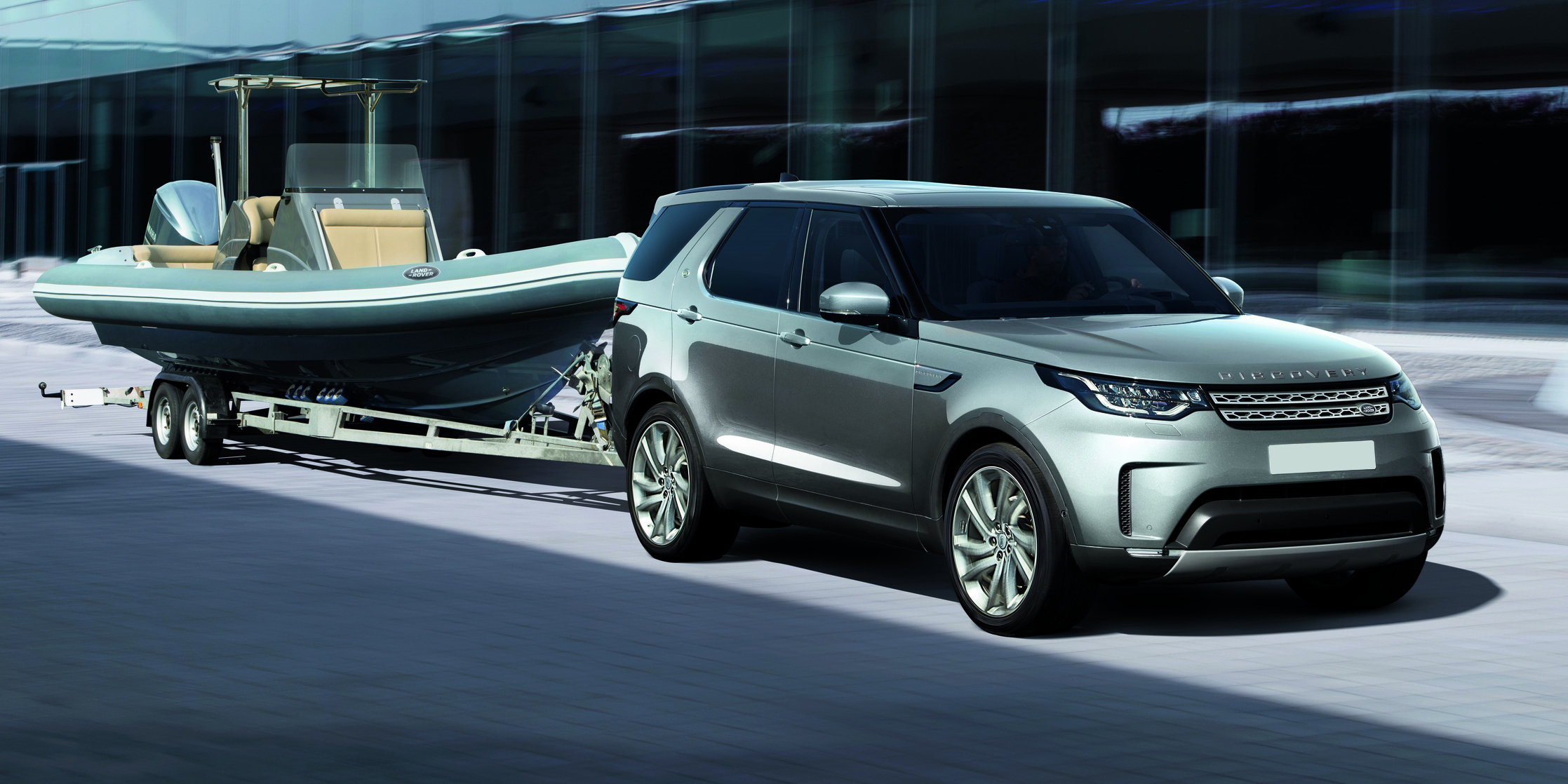 Best Midsize Suv Towing >> Best Suvs For Towing Carwow