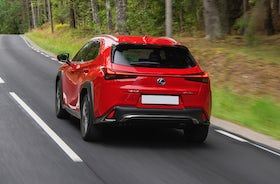 New Lexus Ux Review Carwow
