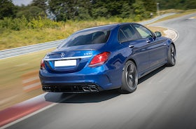 New Mercedes AMG C63 Saloon Review | carwow