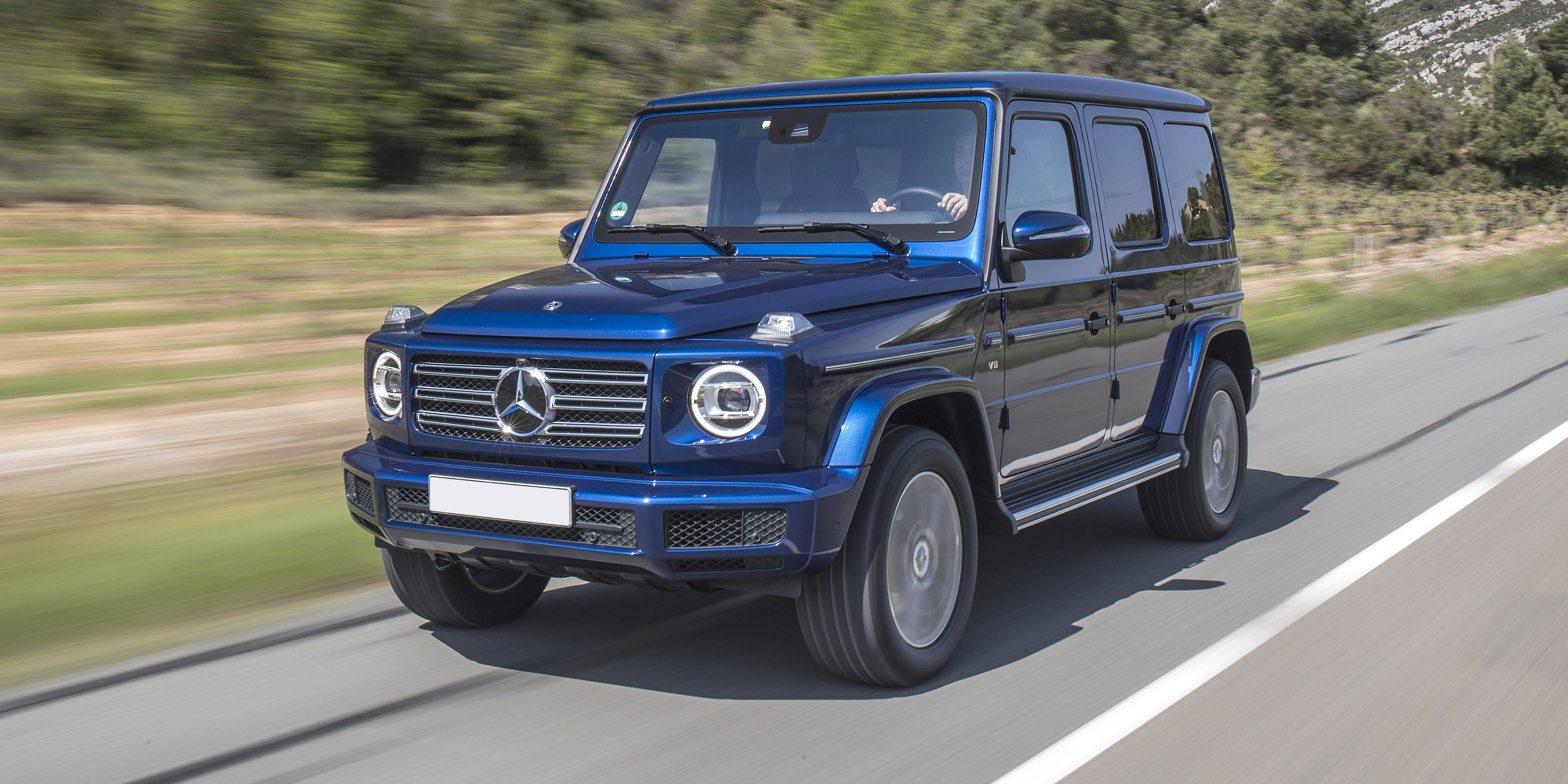 Mercedes G Class Specifications Prices Carwow