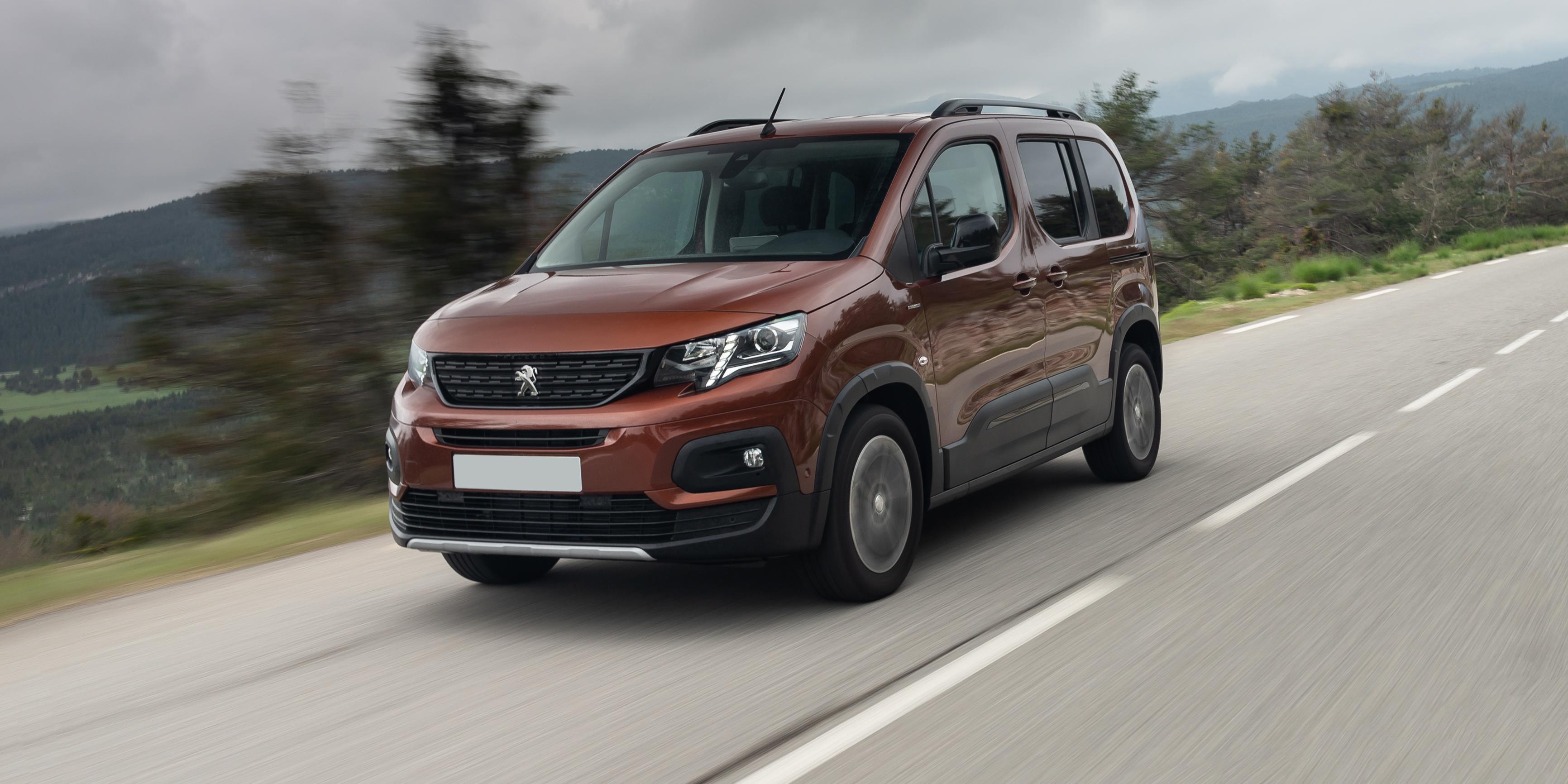 b214cdc878 New Peugeot Rifter Review