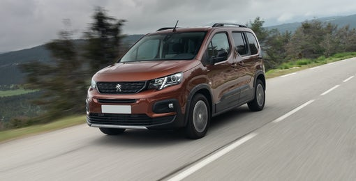 4. Peugeot Rifter