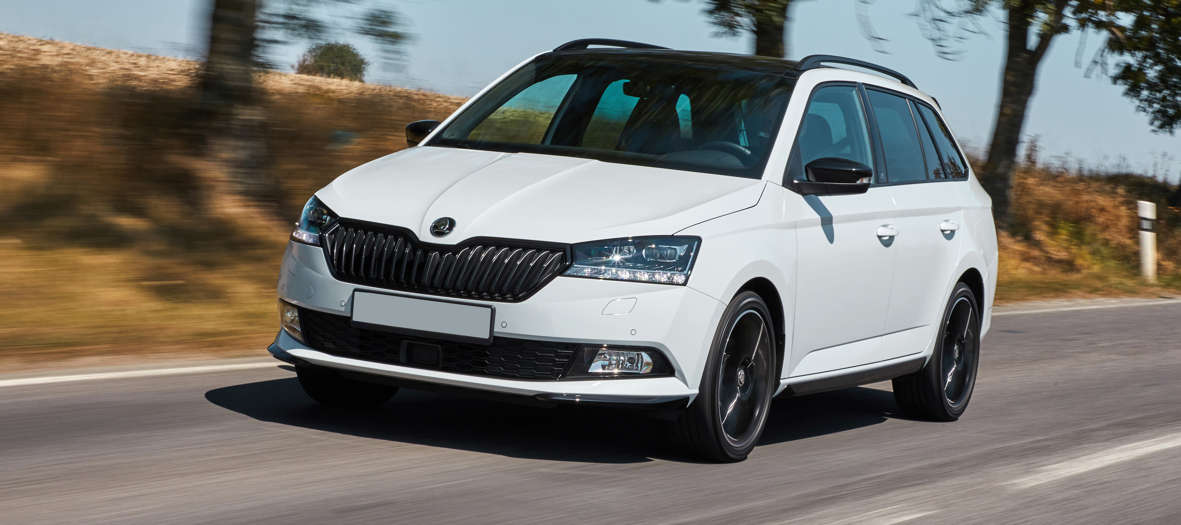 Skoda Fabia Estate Specifications Prices Carwow