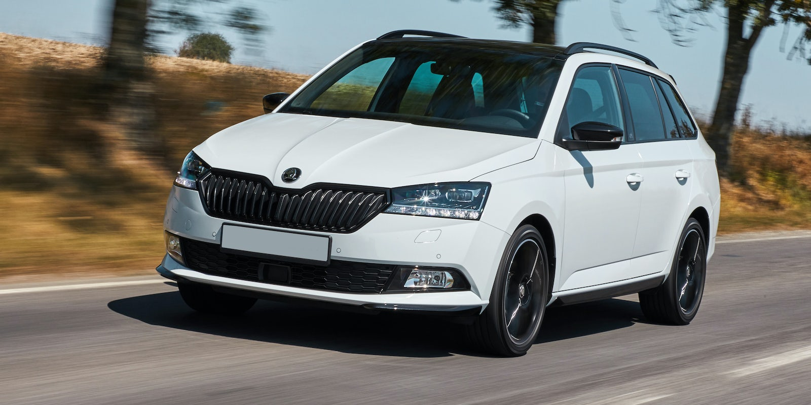 New Skoda Fabia Estate Review | carwow