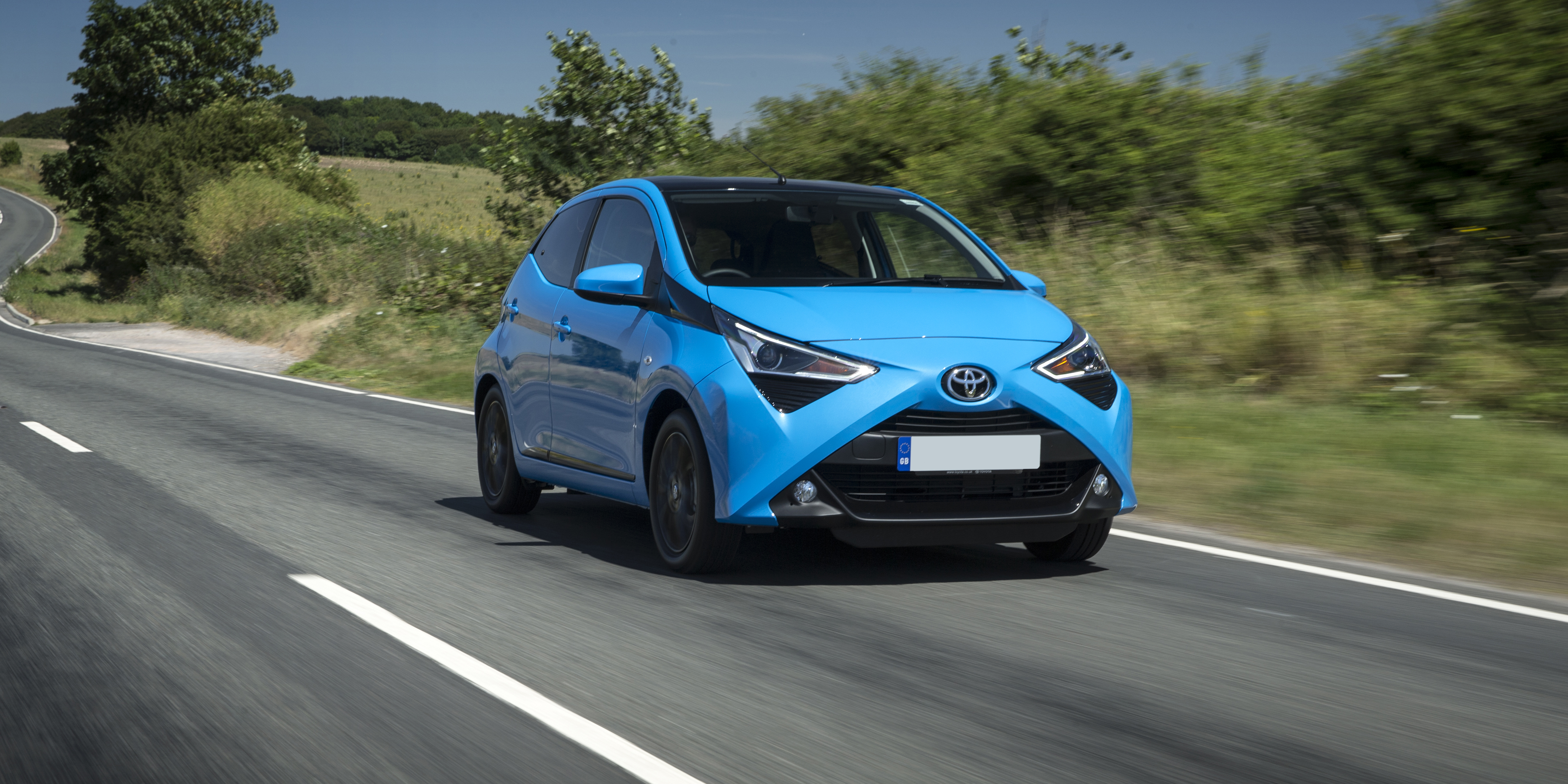 New Toyota Aygo Review Carwow