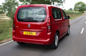 2daa7fe2a9b987 Vauxhall Combo Life. Review · Price   Specs. 1 16