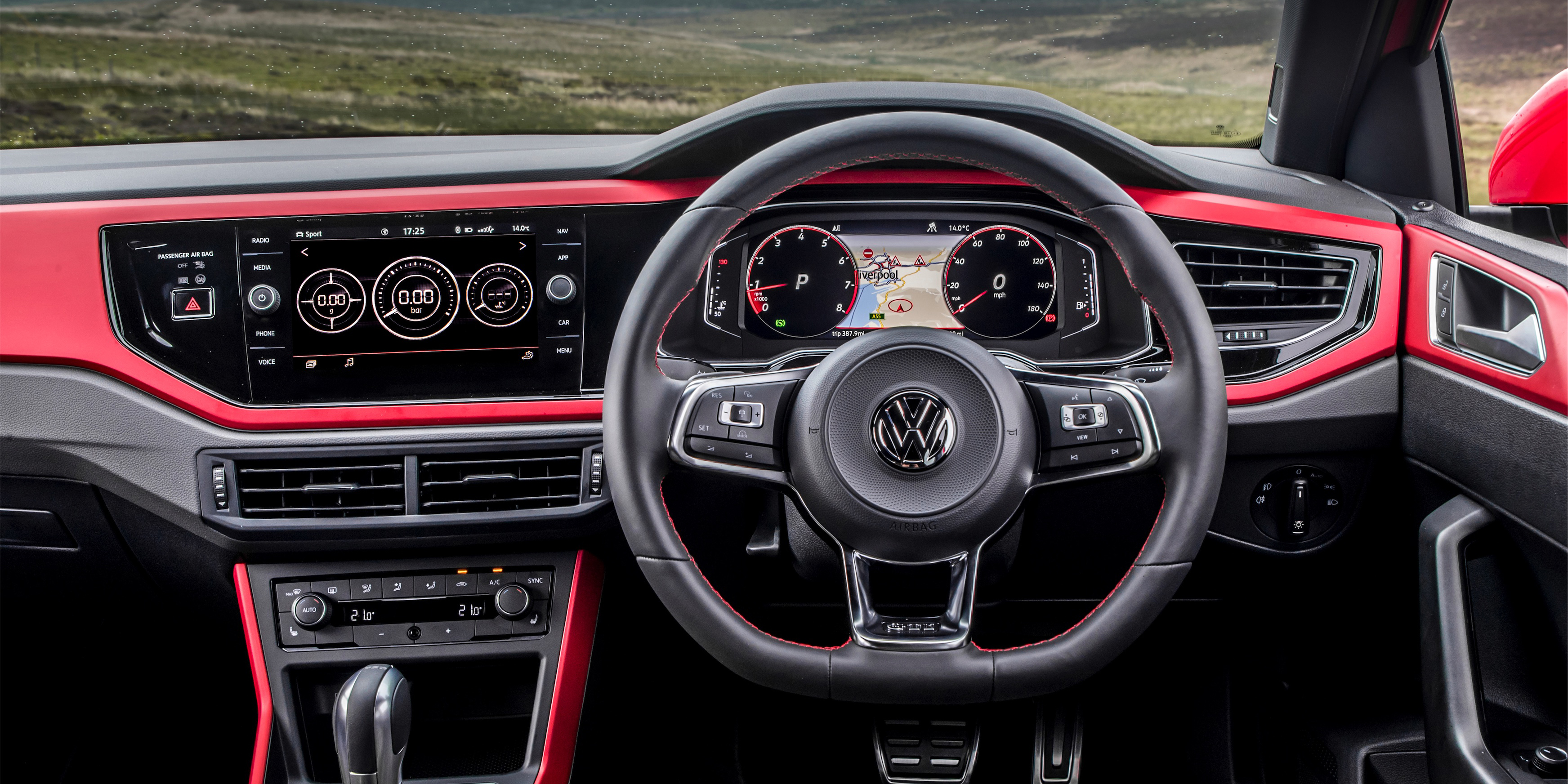 Volkswagen Polo Gti Interior Infotainment Carwow