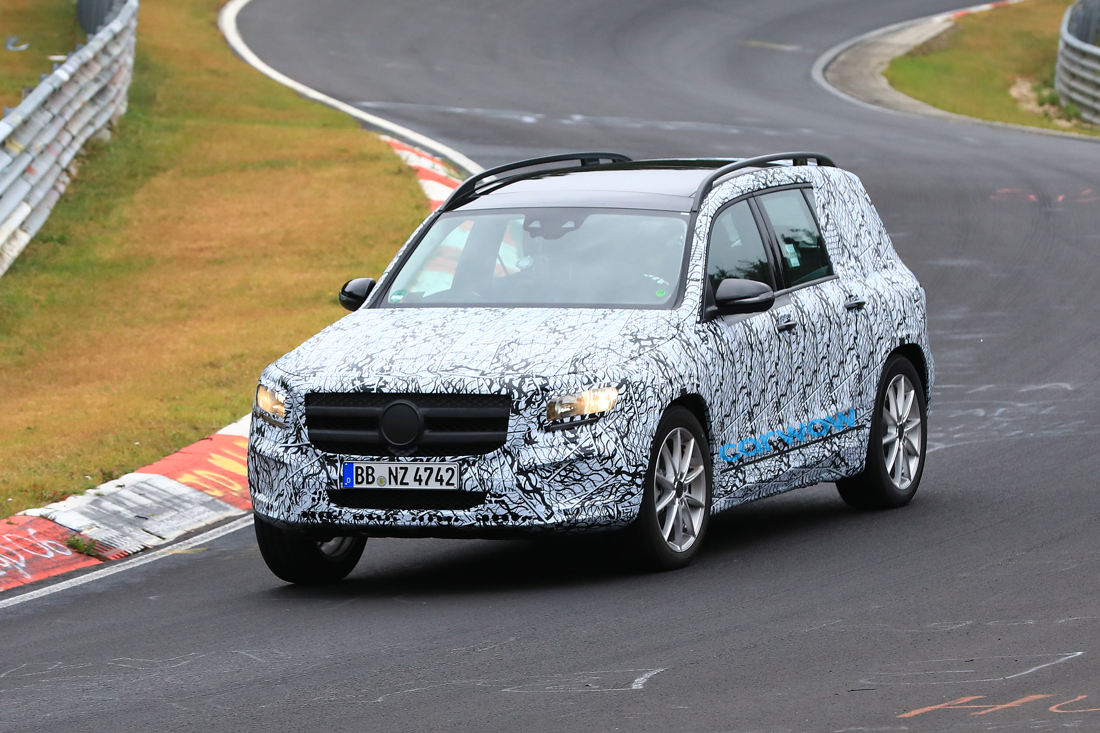 2019 Mercedes Glb Price Specs Release Date Carwow