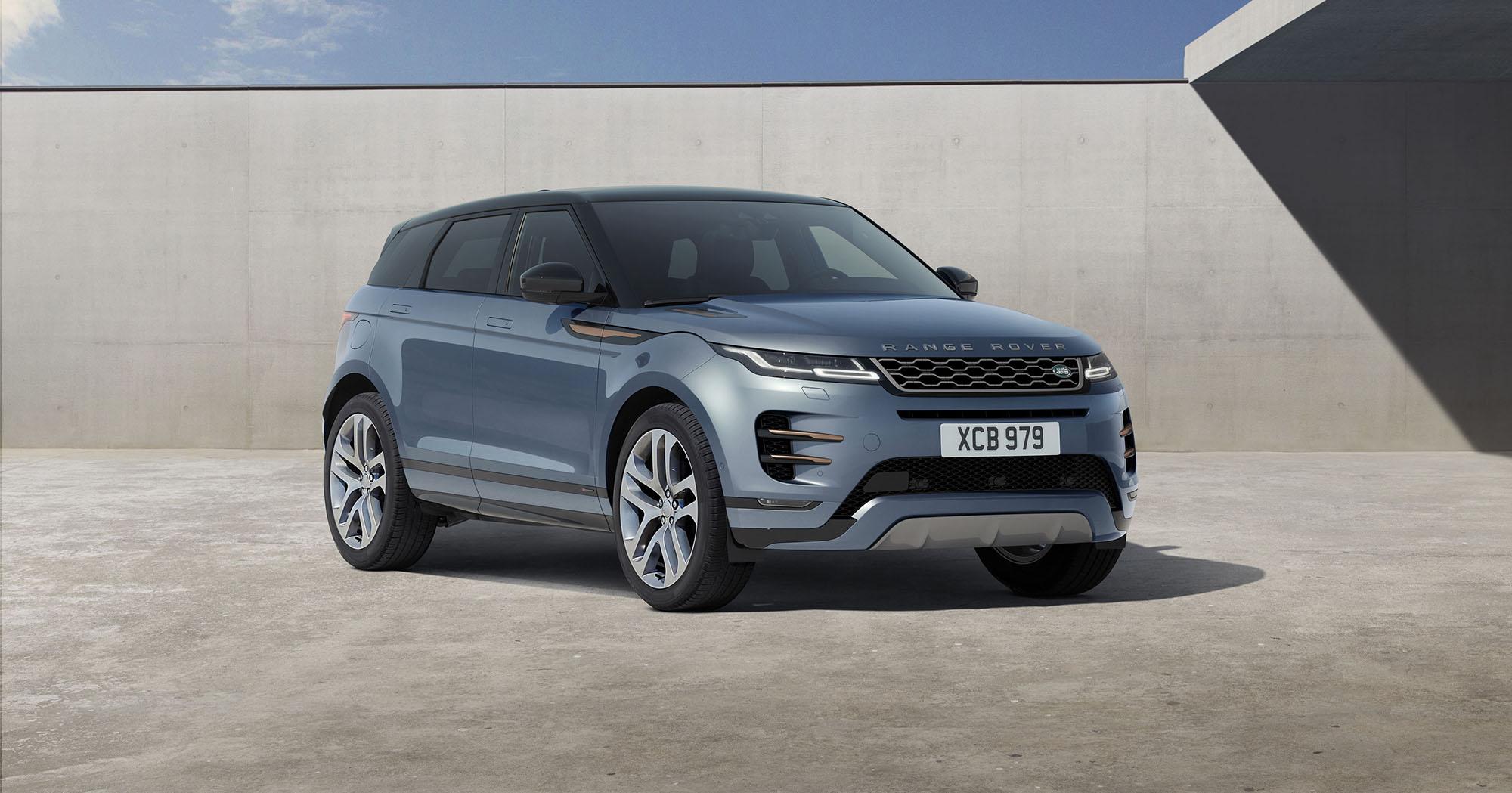range rover evoque price specs  release date carwow