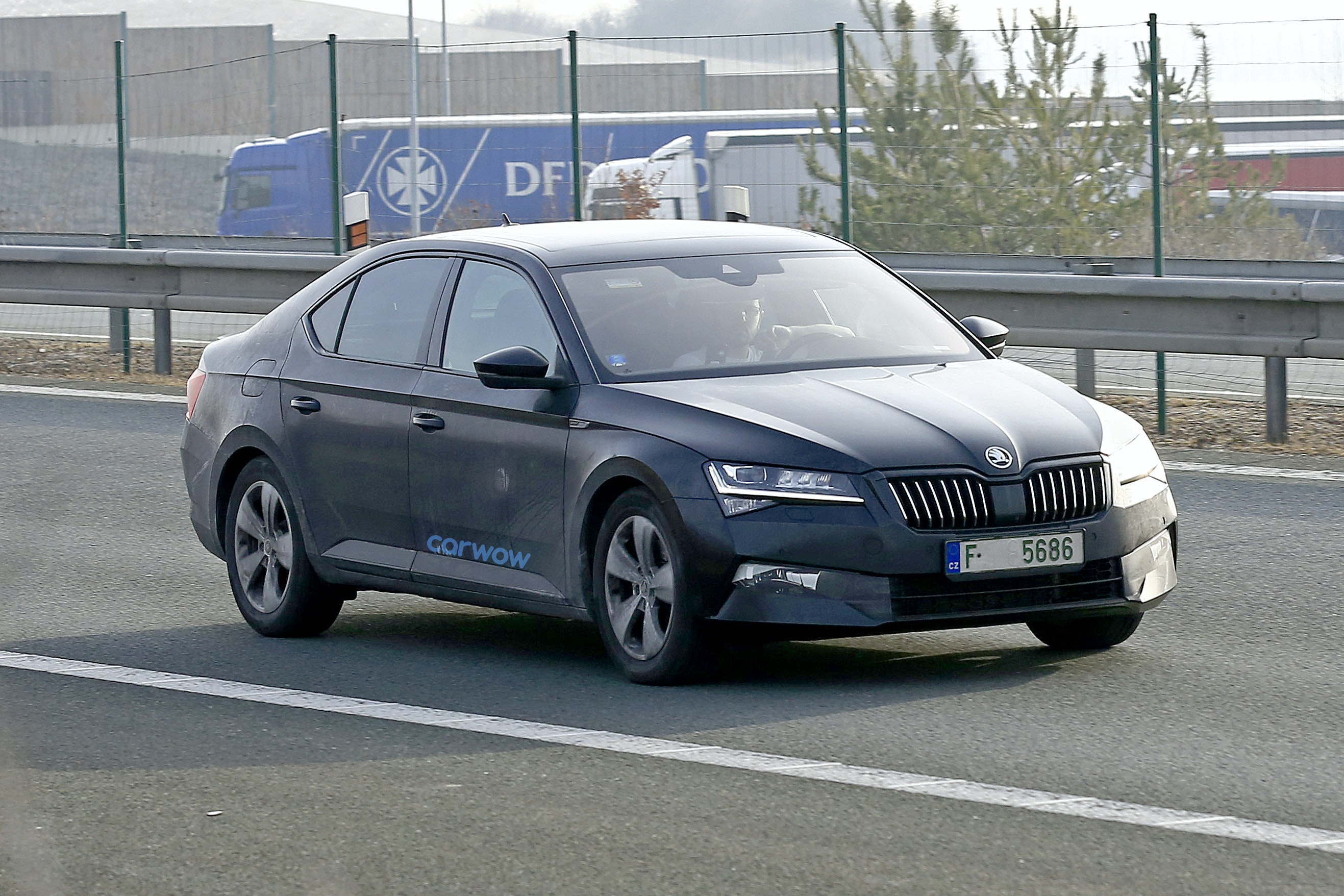 2019 skoda superb facelift price, specs and release date | carwow