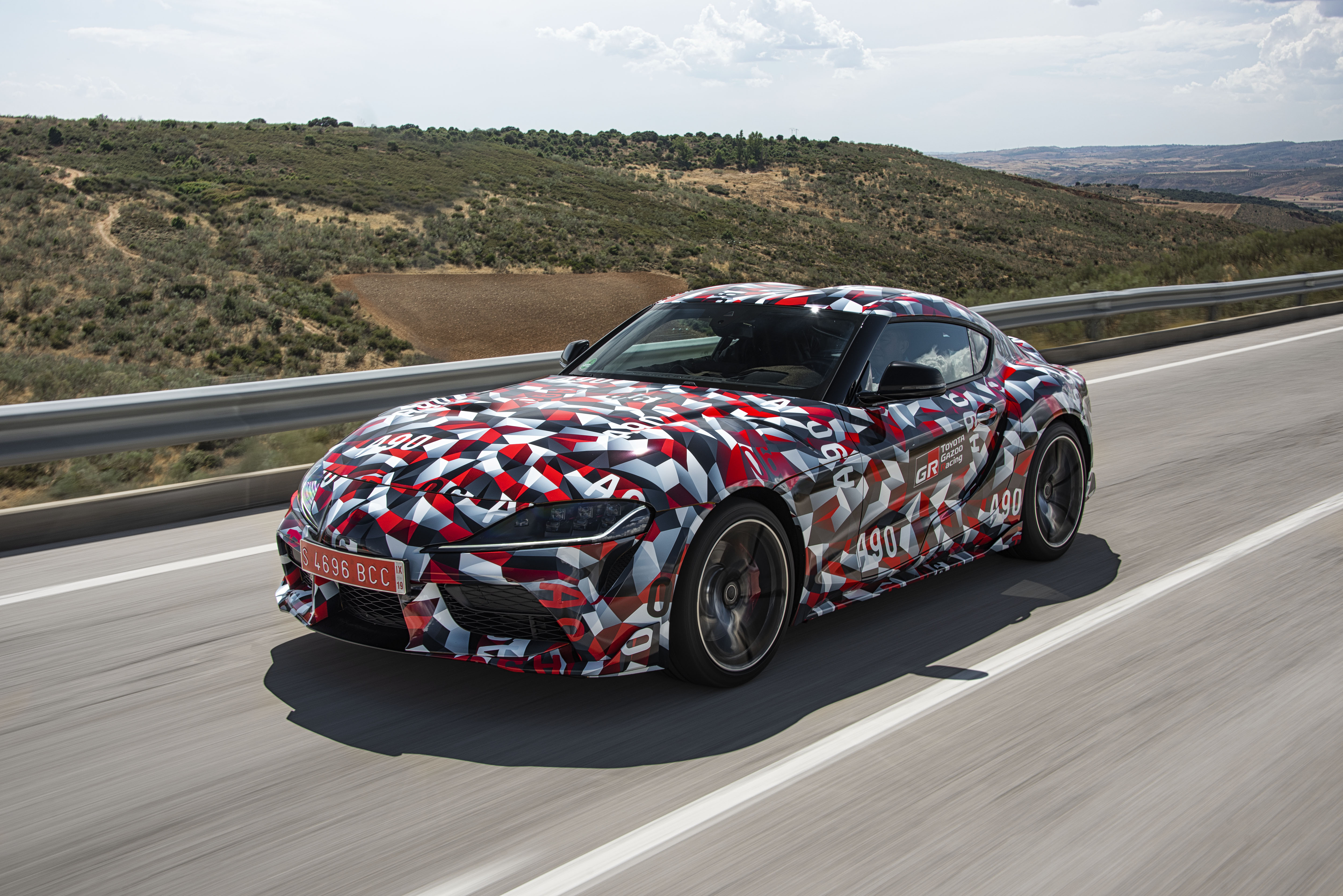 2018 toyota supra price specs release date carwow. Black Bedroom Furniture Sets. Home Design Ideas