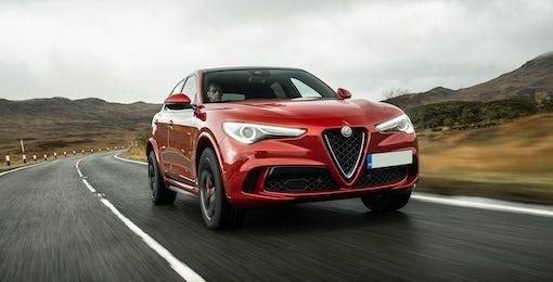 5. Alfa Romeo Stelvio Quadrifoglio