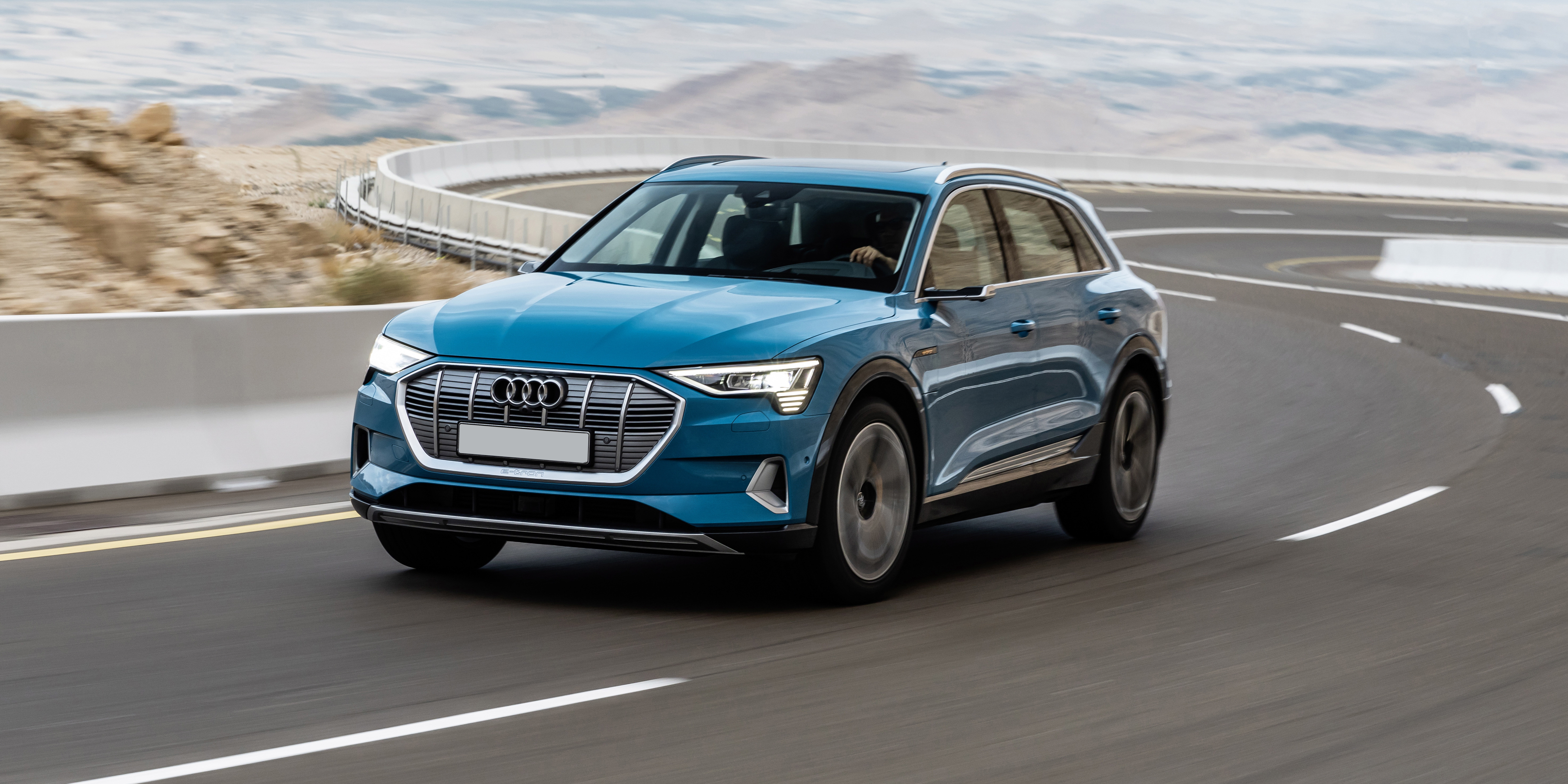 New Audi E Tron Review Carwow
