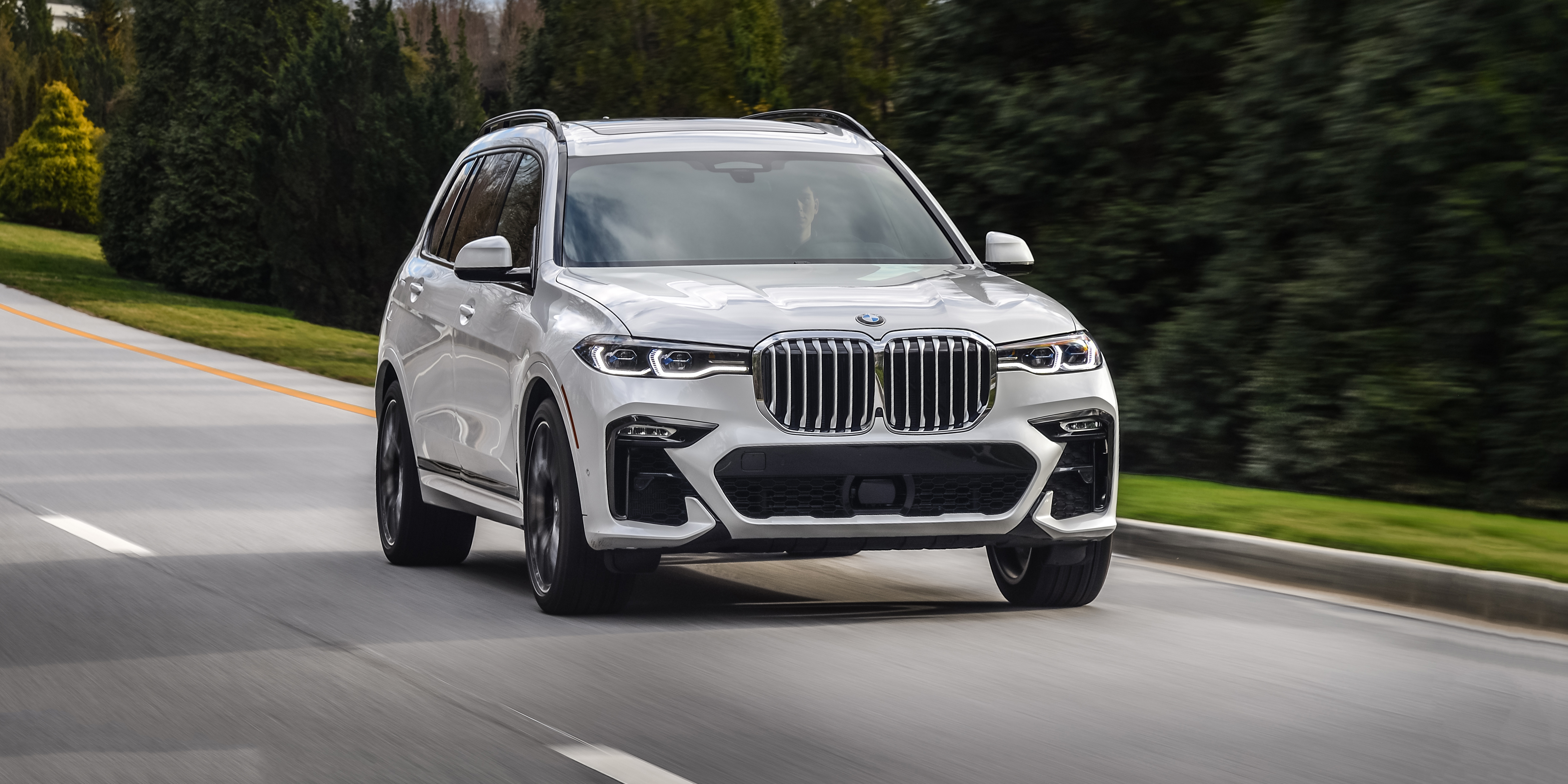 New Bmw X7 Review Carwow