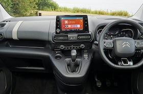 Citroen Berlingo Test >> New Citroen Berlingo Review Carwow