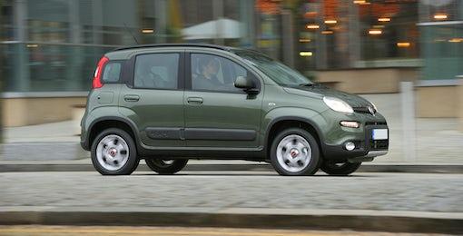 3. Fiat Panda