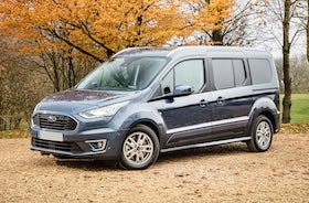 New Ford Grand Tourneo Connect Review Carwow